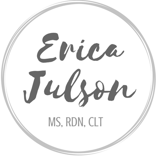 Erica Julson Registered Dietitian
