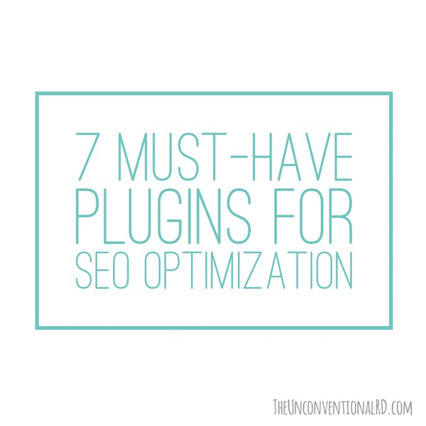 Seven Must-Have Plugins for SEO Optimization