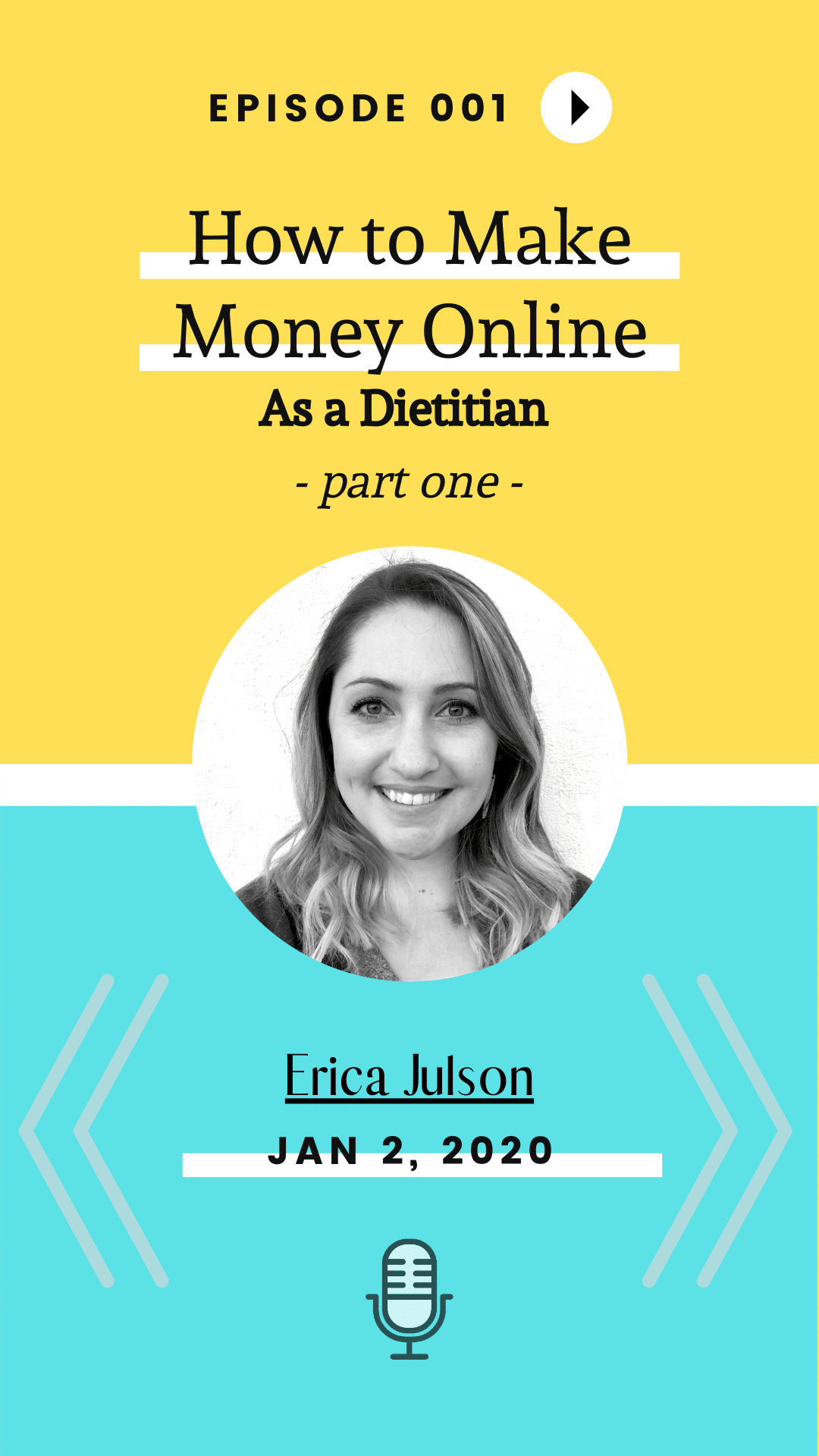 TURD001 How to Make Money Online As A Dietitian Part 1 Image