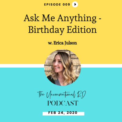 #009: Ask Me Anything 33rd Birthday Edition