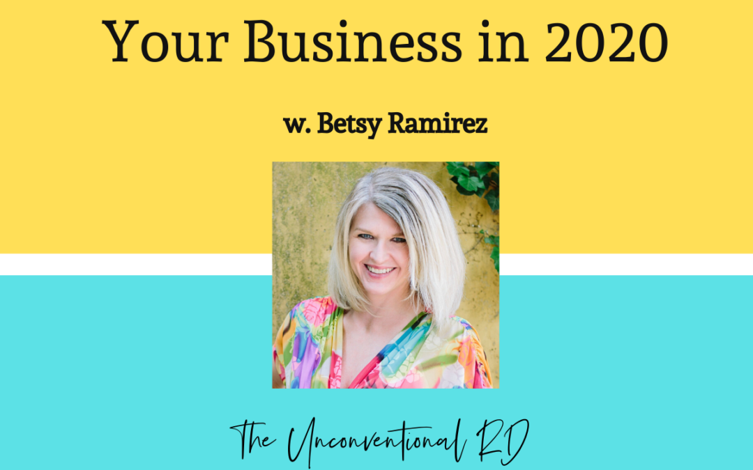 TURD008 How to Use Video in Your Business in 2020 with Betsy Ramirez Featured Image