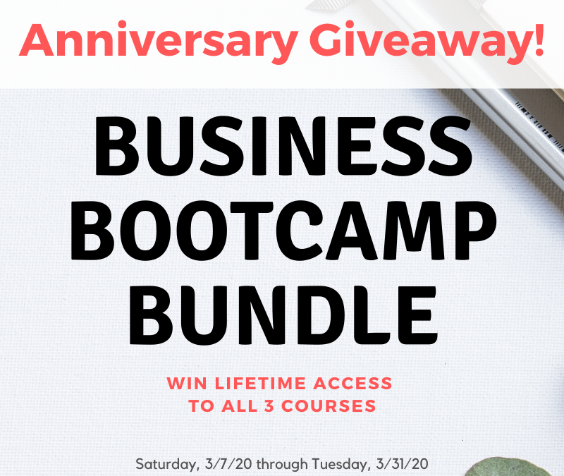 TURD 3rd Anniversary Giveaway