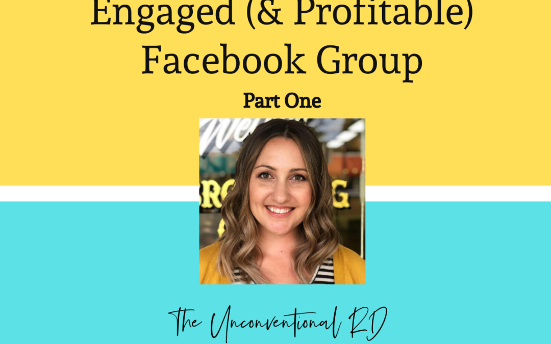 TURD012 How to Run an Engaged and Profitable Facebook Group