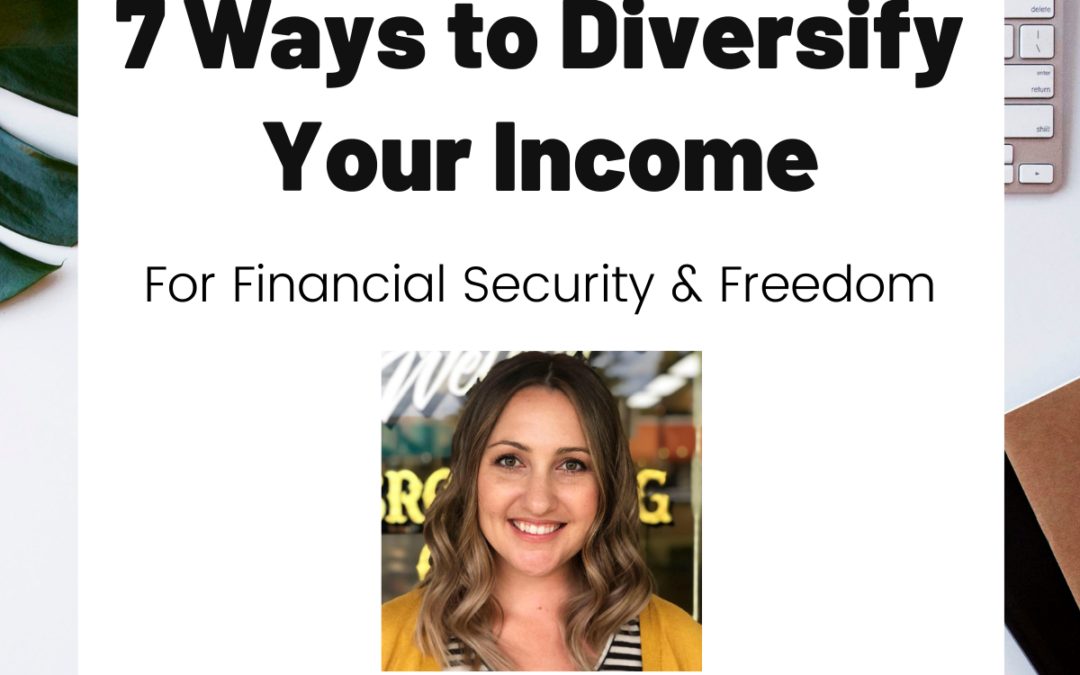 TURD037 7 Ways to Diversify Your Income