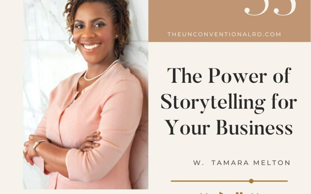 The-Unconventional-RD-Podcast-Episode-053-The-Power-of-Storytelling-for-Your-Business