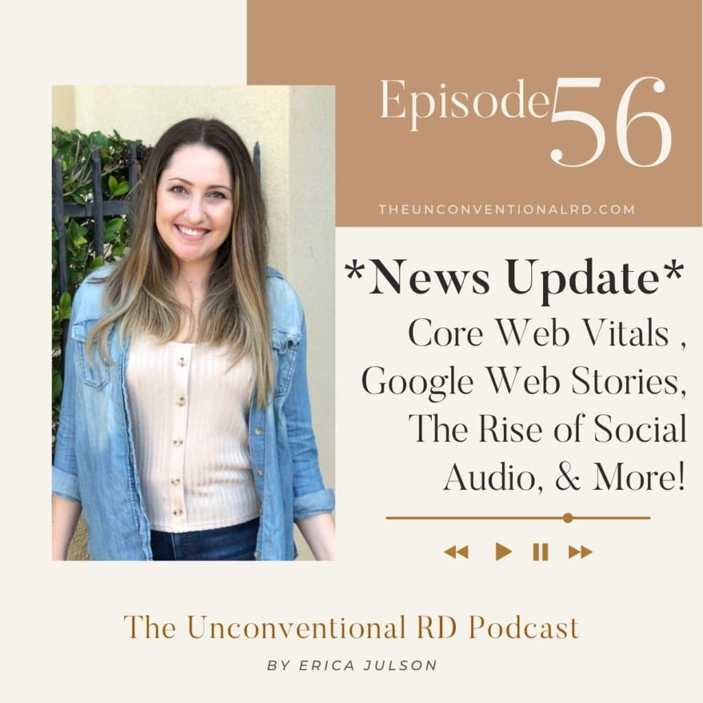 The Unconventional RD Podcast Episode 056